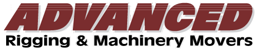 Advanced Rigging & Machinery Movers Logo